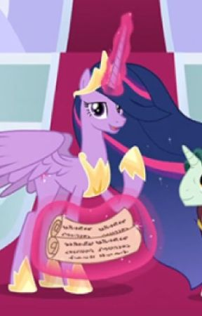 the beginning of Equestrias future  by fluttercordisthebest
