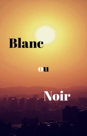 Blanc ou Noir [YoonMin] by Kashoo99
