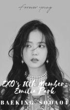 EXO's 10th/13th Member: Park Eun-Kyung by cosmic_sehun