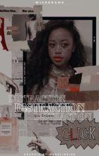 DISTRACTION! ➹ ᶜʰᶦⁿᵃ ᵃⁿⁿᵉ ᵐᶜᶜˡᵃᶦⁿ by wickeduma