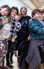 Losers Club/Cast Gif Preferences and Imagines by potterpetson