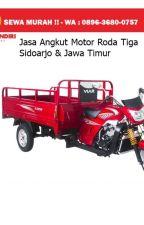 SEWA MURAH !!-WA : 0896-3680-0757 Jasa Angkut Gerobak Motor Roda Tiga Sidoarjo by carterviarsidoarjo