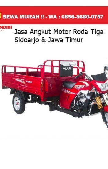 SEWA MURAH !!-WA : 0896-3680-0757 Jasa Angkut Gerobak Motor Roda Tiga Sidoarjo