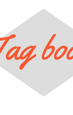 Tag Book by KaiHiwtari