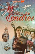 El chico de Londres // Tom Holland by lovesheeraned
