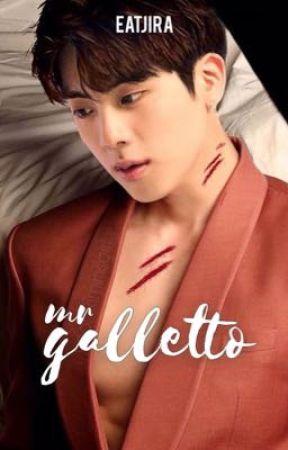 Mr. Galletto ; Kim Seokjin by Eatjira