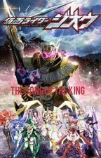 senki zesshou symphogear X Kamen rider Zi-o (Male reader insert) by JakTsu3