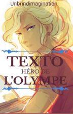 Textos Héros de l'Olympe by Unbrindimagination