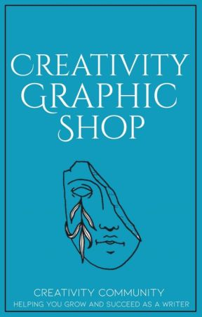 The Creativity Graphic Shop by Creativity_Community