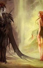 Hades y Perséfone by RenzoNeyraDelaCruz