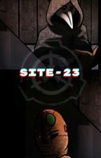 [SCP] Site - 23 by pppeeaanut
