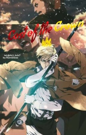 ♛ Cost of the Crown ♛ | Erwin Smith by I_love_potatoes1467