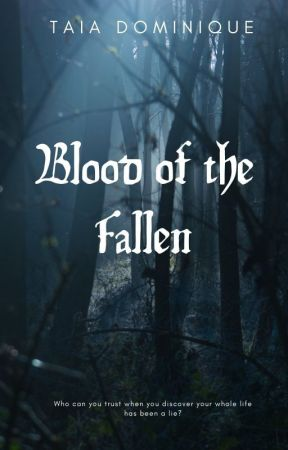 Blood of the Fallen by TaiaDominique