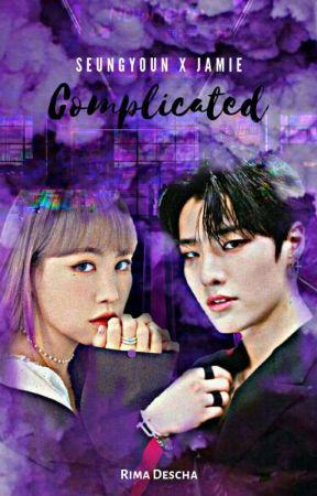 Complicated ¦ Cho Seungyoun by RimaDescha