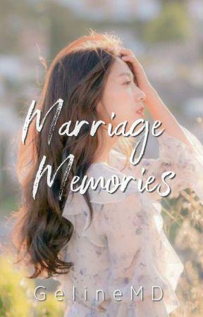 Marriage Memories by kpopmochi13