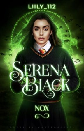 Serena Black || Nox by Liily_112