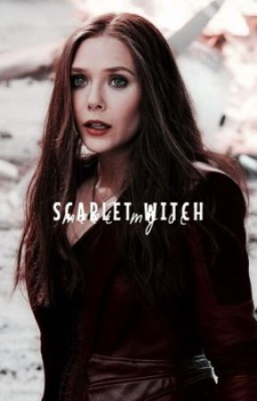 SCARLET WITCH | MEET MY OC'S  by scarlethuffle