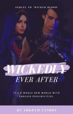 Wickedly Ever After | Hevie by arkham_fanboy