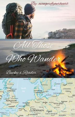 All Those Who Wander (Bucky x reader Travel AU) by avengerofyourheart