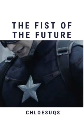 The Fist of the Future // Steve Rogers by chloesuqs