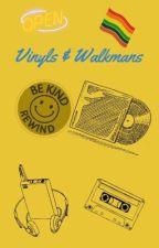 Vinyls & Walkmans (gxg story) by littlebbychicken