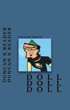 doll ➺ total drama island by voguethot