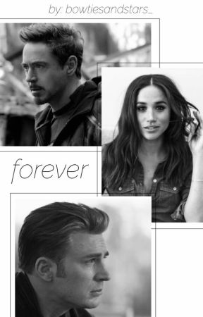 :. Forever .: Avengers :. BOOK THREE .: AVENGERS TRILOGY by bowtiesandstars_