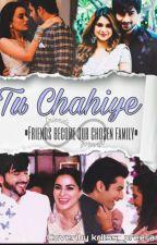 Preeran FF :Tu Chahiye by Itskhushi2409