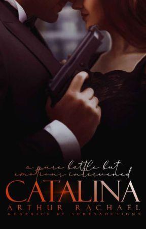 CATALINA GONZALEZ  by arthurajiri
