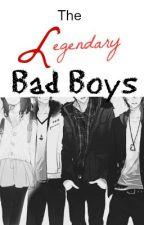 The Legendary Bad Boys  by Ayasakurachi