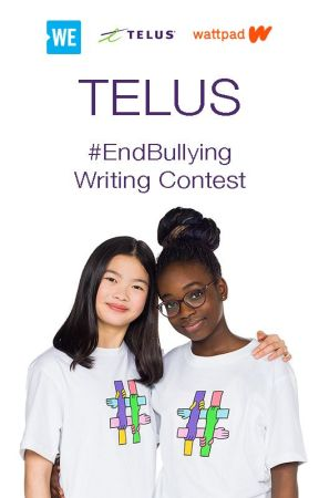 TELUS #EndBullying  Short Story Challenge by TELUS