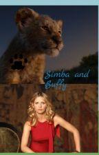 Simba and Buffy by doomreaper1985