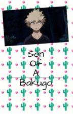 TH3 S0N 0F A BAKUG0U! (BNHA x Male child reader~) by LoomFire