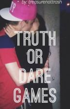 Truth or Dare Games by treasurenottrash