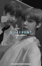 different   연빈 (yeonbin) by coldwintermornings