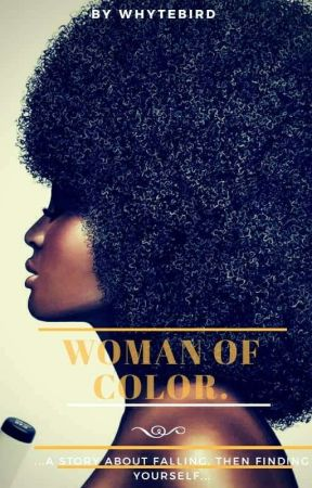 Woman Of Color by WHYTEBIRD