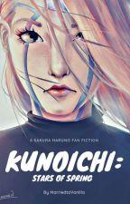 Kunoichi : Stars of Spring by VanillanChocolate