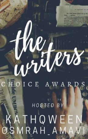 The Writers Choice Awards by kathqween