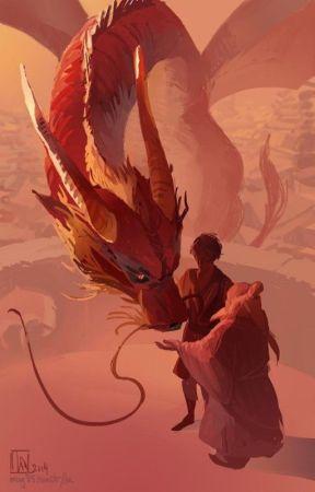 Dragon Princess by hannahruth1999