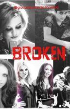 Broken(Kevin Ortiz) by GiovanaArreola123456