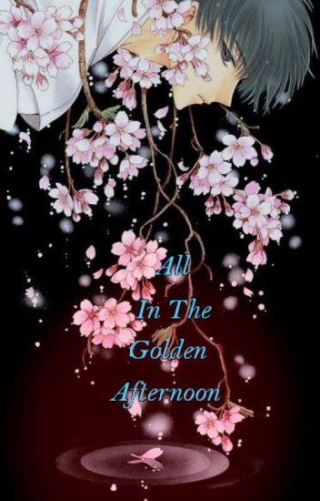 All in the Golden Afternoon (Kuroshitsuji/Black Butler fanfic)(Sebastian x Ciel)