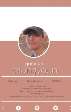 Goresan Seungyoun by ArataKim