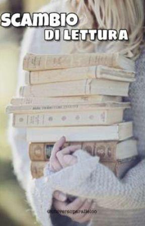 Scambio di lettura by universoparalleloo