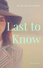 Last To Know. (Jay McGuiness) by aleyeah