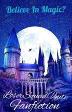 |Believe In Magic?| (H.P x Reader) by losersquadunite