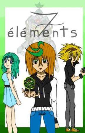 7 éléments - Tome 1 by LanaYuuma_otaku