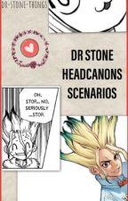 Dr Stone Headcanons/Scenarios by Sleepymima