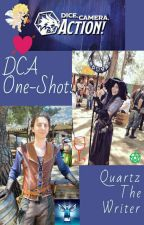 Witch.tv/DCA-One-Shots by EmoFloofChild