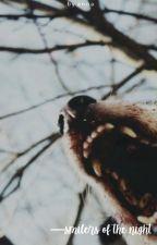 SMILERS OF THE NIGHT - derek hale - rewrite by -desolate