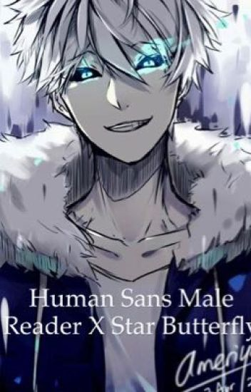 Human Male Sans Reader x Star Butterlfy